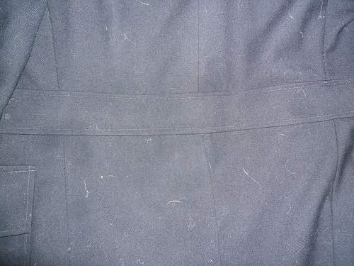 service jacket apparently ww1 or earlier ??? opinions please