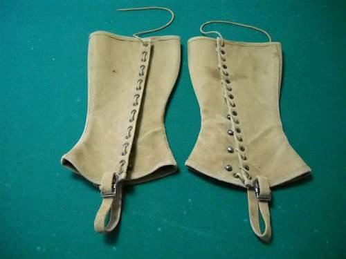 WWII leggins