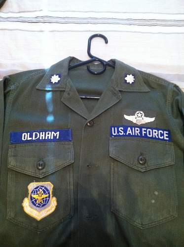 Vietnam era uniforms