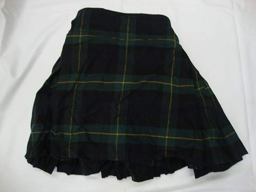 what regiment is this Australian kilt from  ???