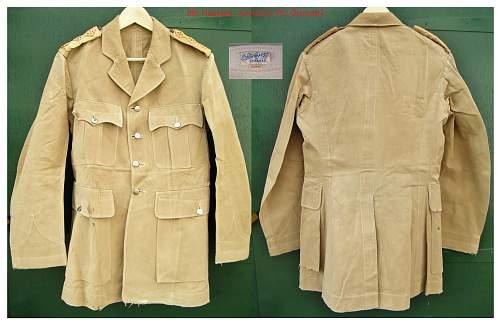 Highland light infantry / Glasgow Highlanders coat and kilt age ???