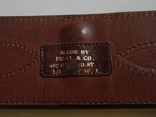 Click image for larger version.  Name:Sam Brown belt makers label 001.jpg Views:1073 Size:250.1 KB ID:62529