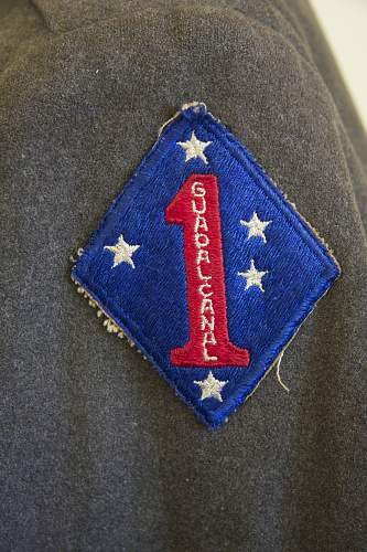 USMC Tunic Research Help
