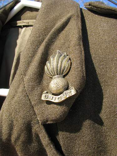 Officers Uniforms RCA