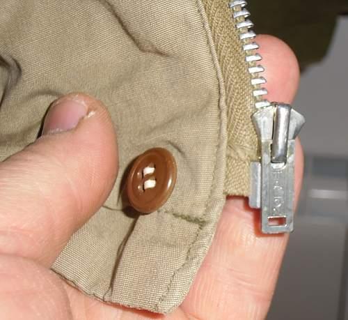 M41 field Jacket... original or bad?