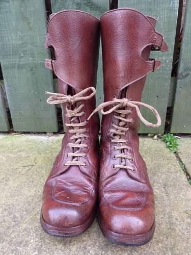 WW2 boots original or fake?