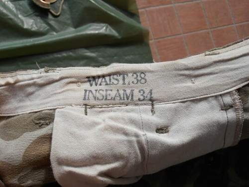 Can you identify these US uniform?