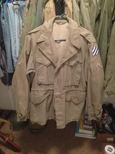 ObKrieger's U.S. Uniforms