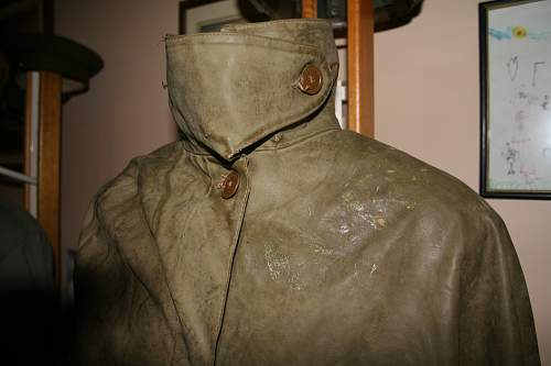 WWII Australian/Commonwealth issue poncho?