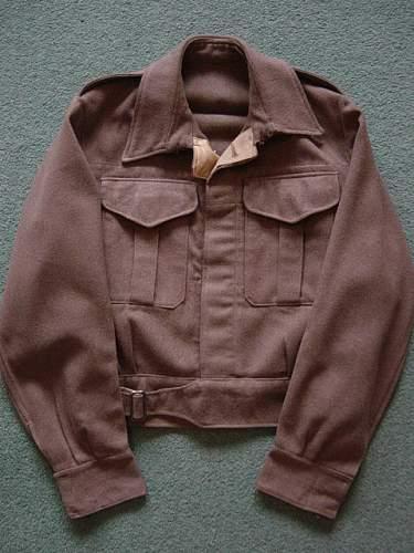 Click image for larger version.  Name:Major Lepage MC BD blouse. 001.jpg Views:129 Size:154.8 KB ID:6591