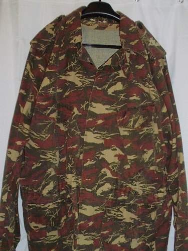 Rhodesian Camo Jacket