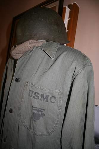 USMC display for opinions