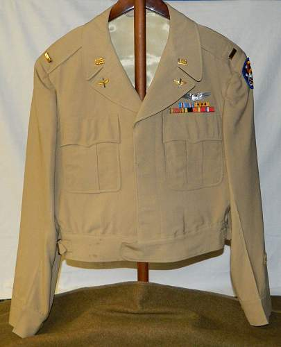 Opinions on 5th Army Air Force Ike
