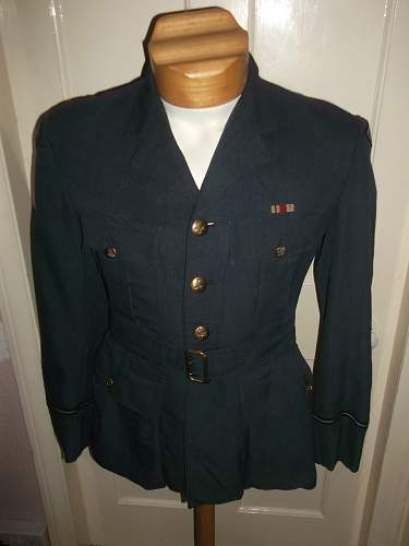 RAF Regiment Tunic