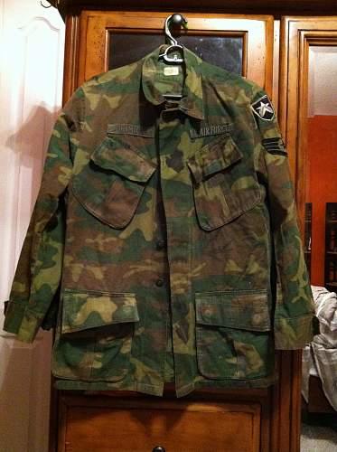 Vn usaf erdl arvn advisors jacket
