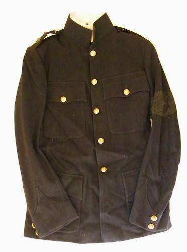 Click image for larger version.  Name:GP Burrell 1st 4th BN Hampshire Regiment TF blue frock.jpg Views:63 Size:144.4 KB ID:667511