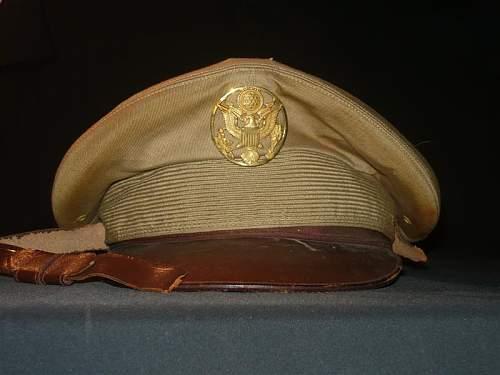 ww2 Era hats i was wondering if anyone recognized them?  Thanks!