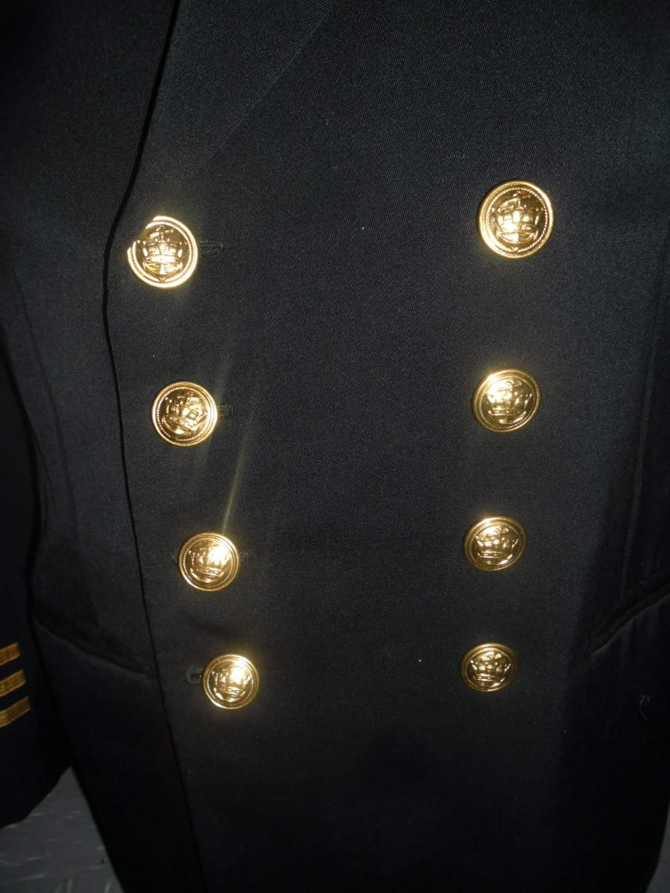 Merchant Marine Officer Uniform Merchant Marine Officers Coat