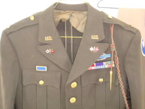 XIX Corps Officer Tunic