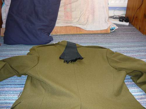 Royal Welch Fusilier Tunic