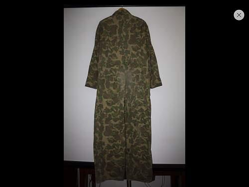 ww2 or postwar frogskin jumpsuit?