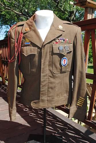 D-Day Vet Ike Jacket