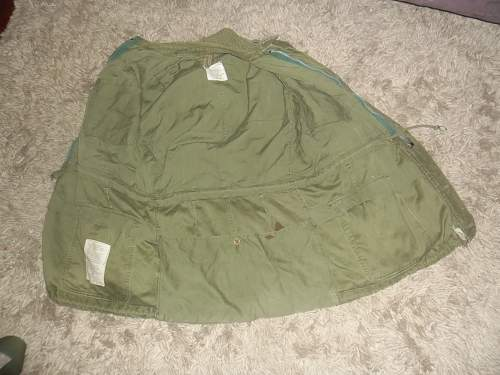 trying to identify this dept of air aussie coat   para smock ???
