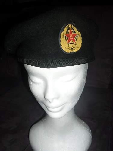 Chinese hat identification ??