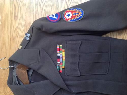 Mysterious Ike jacket