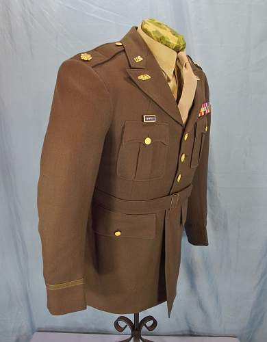 Unnumbered Armored Officer Tunic