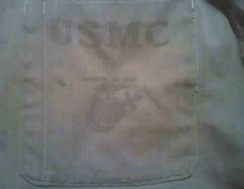 USMC P41 original or repro?