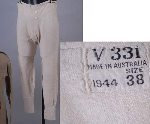 Click image for larger version.  Name:8th hussars kd etc long johns.jpg Views:46 Size:142.5 KB ID:745506