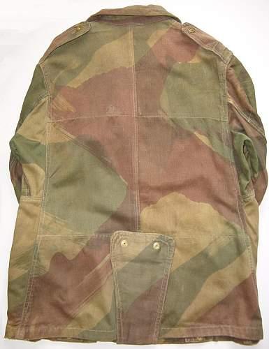 British Airborne Forces Denison camo smock