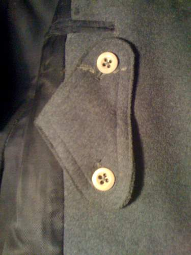 RAF Officers Overcoat