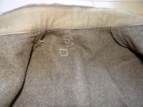 Post WWI Brittish Tunic - Please Help - What do I have here and what is value???