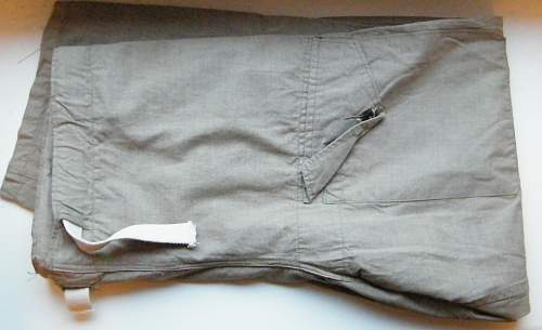 Trousers, DRAB 1942