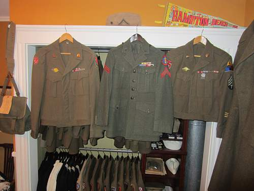 USMC Marine Detachment Uniform