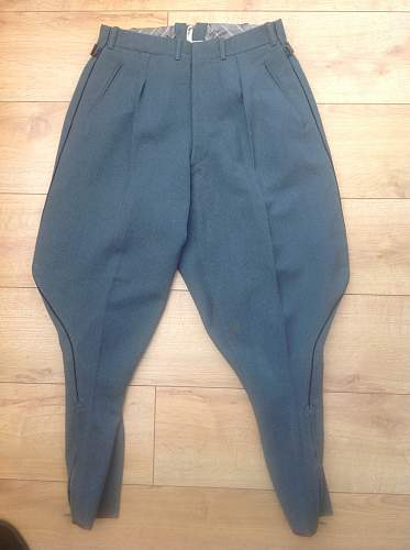 Swiss Army Officers Breeches