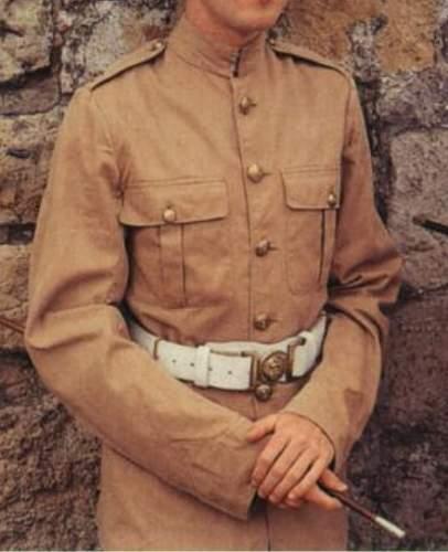 Royal Marine Troical Jackets