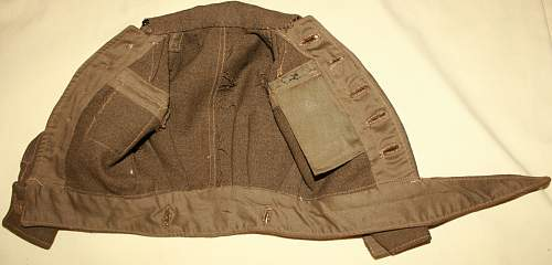 A welsh guards 1942 pattern tunic