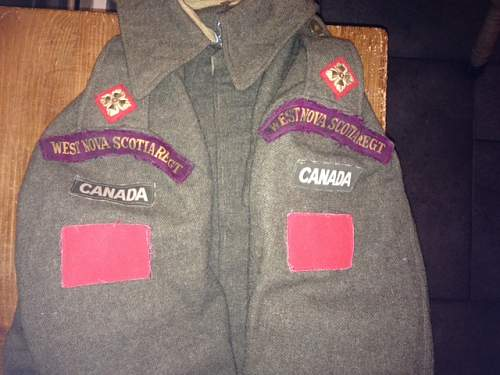 Canadian Battledress opinions needed