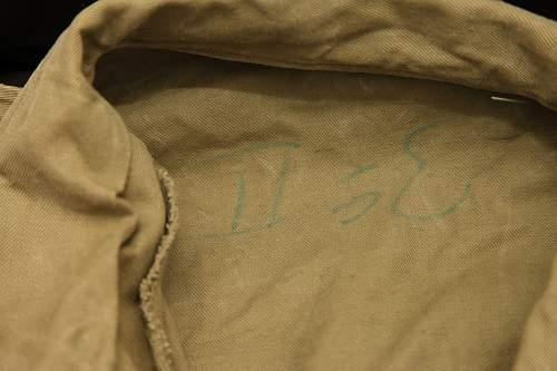 Unknown modern jacket