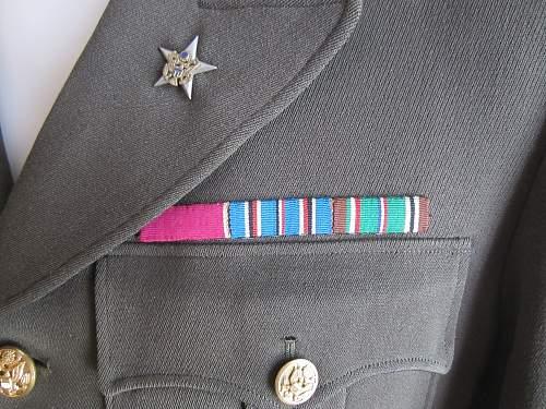 Lt. Colonel Edgar P. Dean, USAR