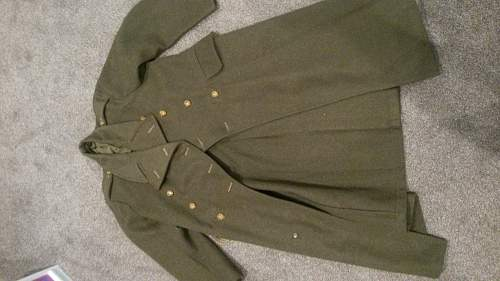 Hampshire Regt Uniform