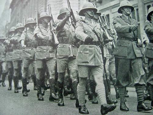 C & Co high Anklets 1944