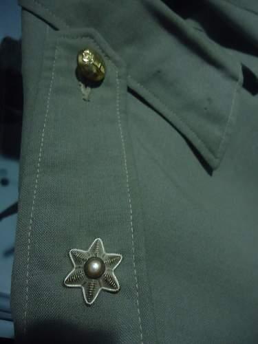 Greek Summer Uniform