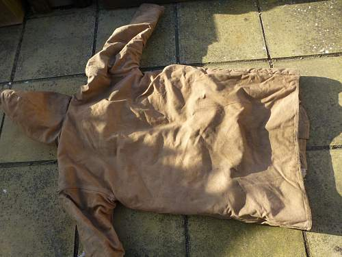 Tropal foul weather coat,up for identification