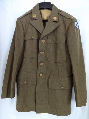 US POW tunic