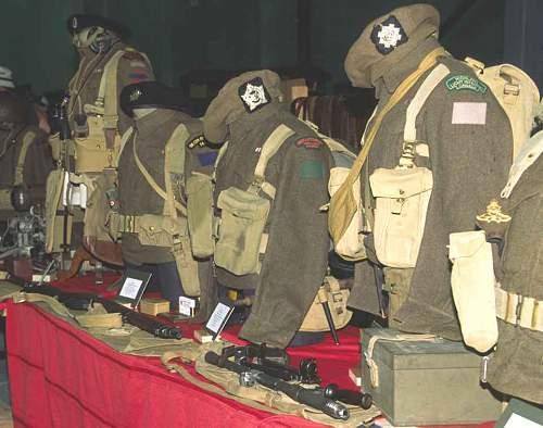 WW II Canadian Uniforms