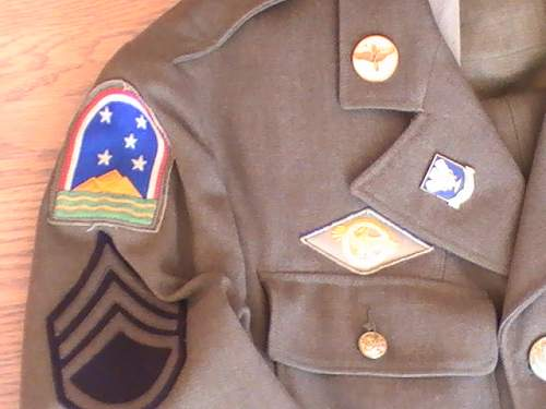 US Army Air Corps jacket